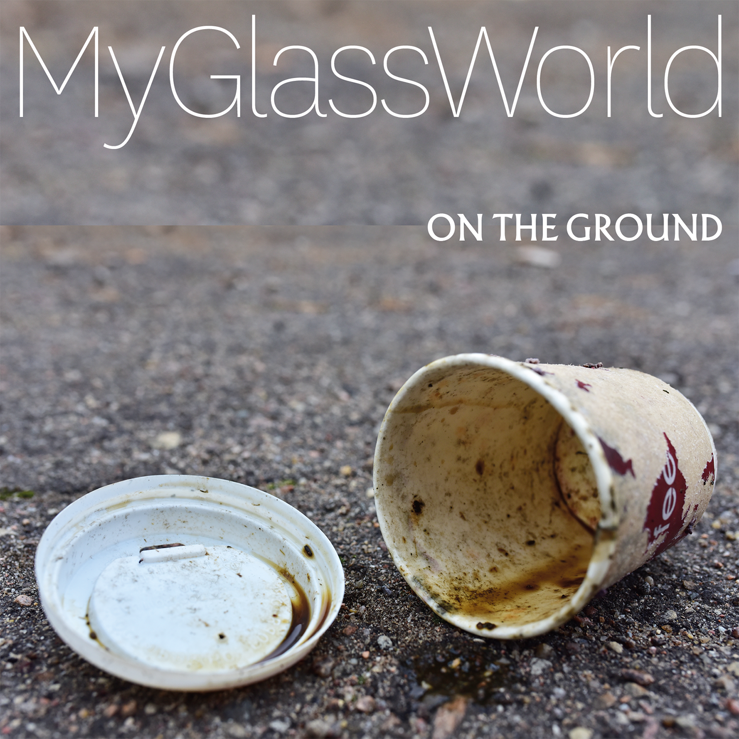 cover of On the Ground